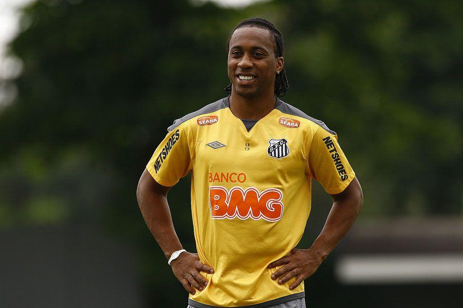 Arouca retorna ao time depois de suspensão / Ricardo Saibun/Divulgaçao/Santos FC