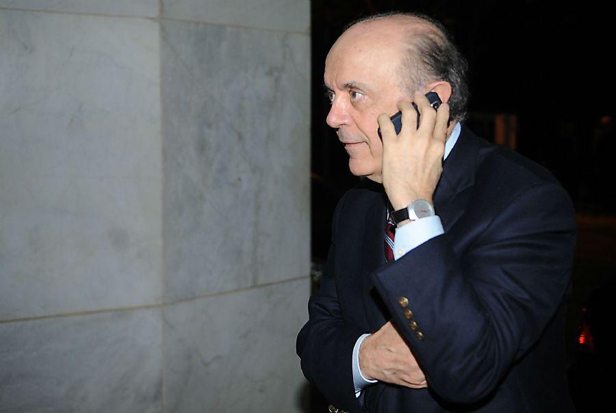 Serra é alvo de processo por improbidade / Fabio Rodrigues Pozzebom/ ABr