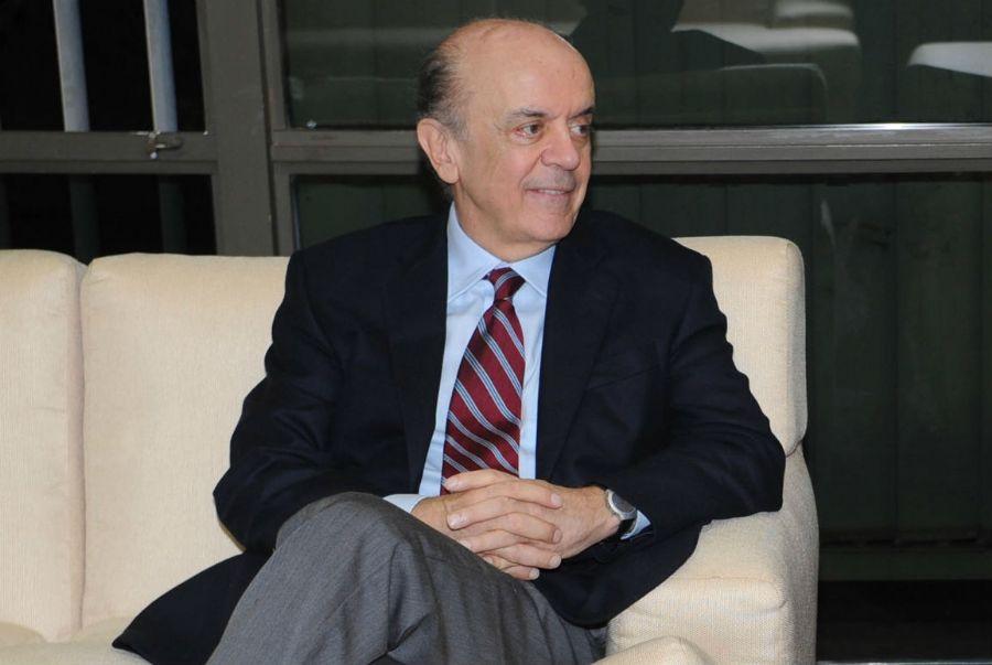 Serra estaria tendo dificuldades em conseguir apoio de militantes tucanos / Fabio Rodrigues Pozzebom/ ABr