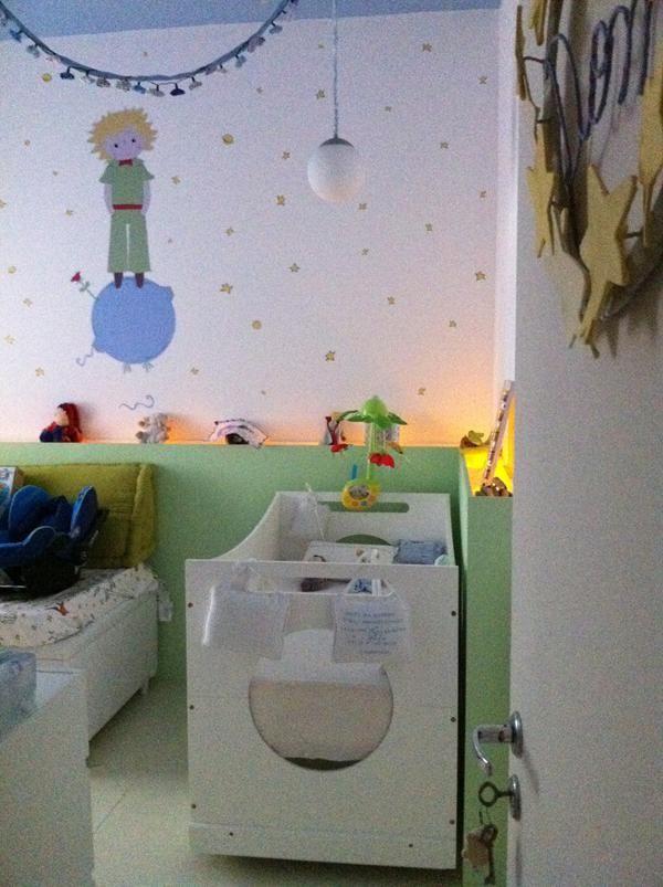 Decoracao Quarto O Pequeno Principe ~ Piovani mostra decora??o do quarto do filho  Famosos  band com br