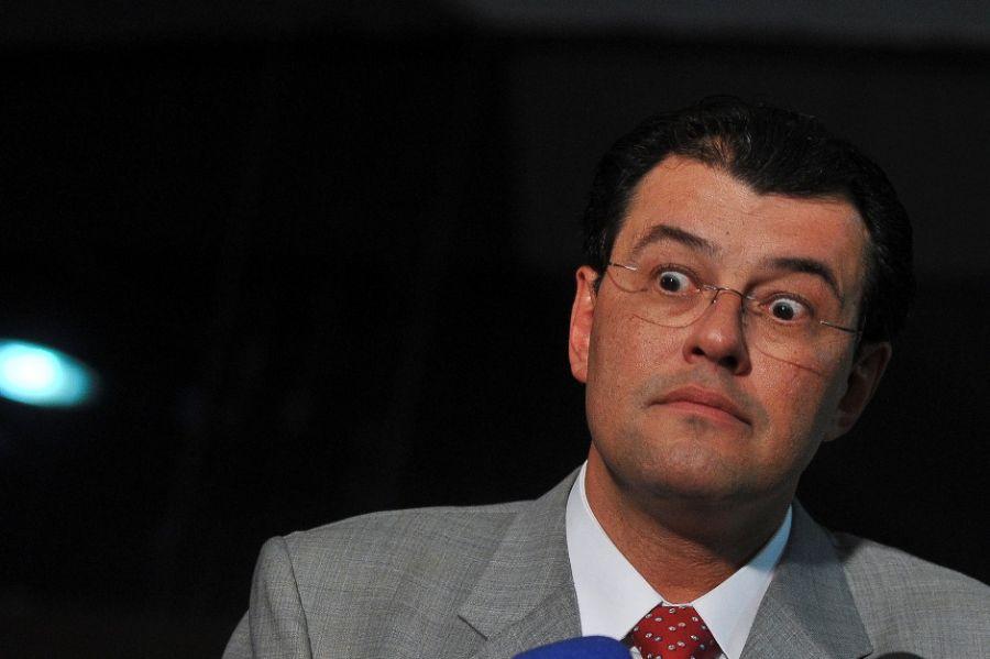 O líder do governo no Senado, Eduardo Braga, acredita que tema é polêmico / Antonio Cruz/ABr