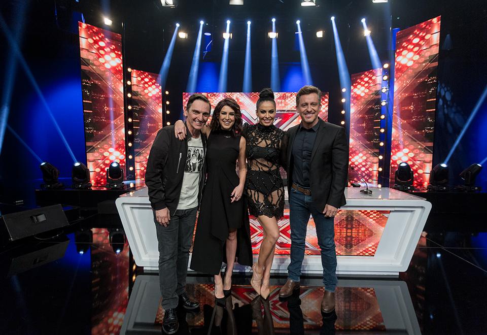 X Factor: elenco participa de coletiva