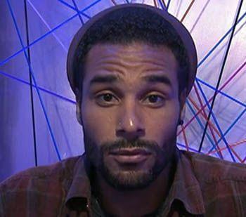 Daniel durante sua participação no BBB 12 / Reprodução/Globo