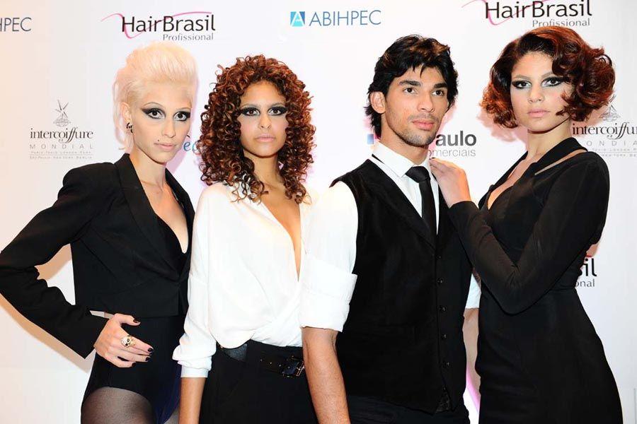 L´Oréal lança tendências na Hair Brasil