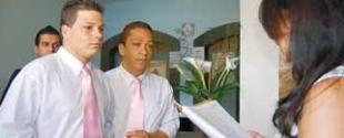 Os dois acreditam que a decisão abrirá as portas para outros casais / Jailton Pereira / Portal Caparaó / Metro BH