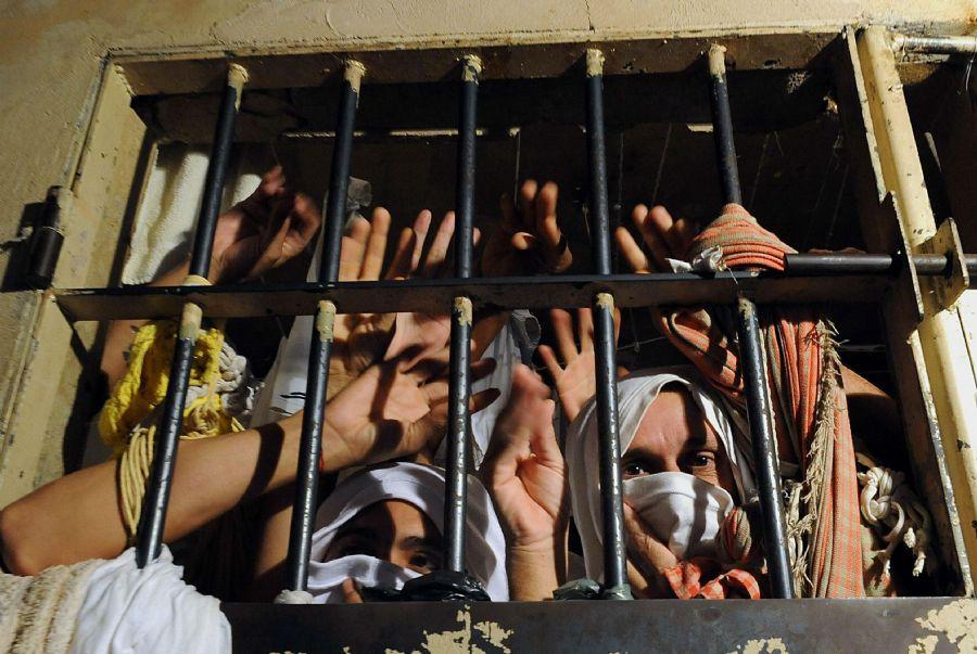 Um em cada 262 adultos estão presos no Brasil, segundo levantamento / Antonio Cruz/ ABr
