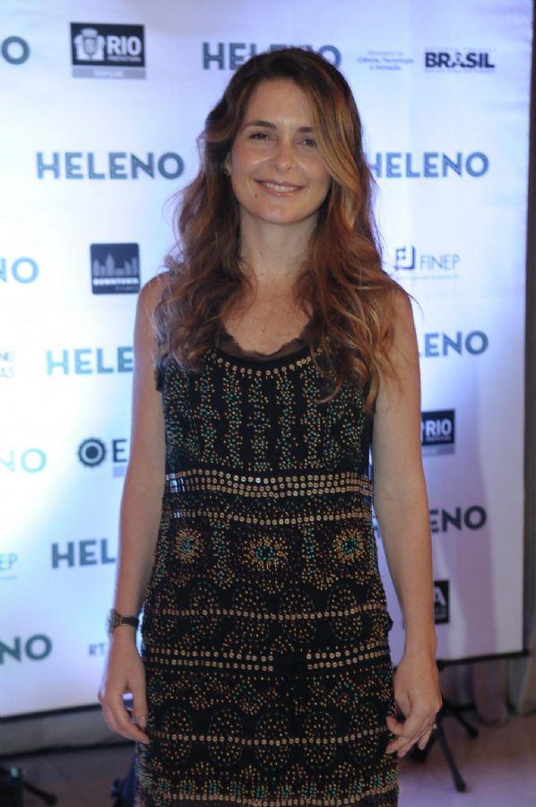 Cláudia Abreu é mãe de Maria, Felipa, José Joaquim e Pedro Henrique / Francisco Cepeda/AgNews