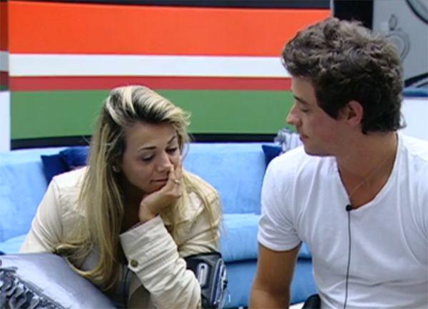 Público decide entre Fael e Fabiana na final do BBB / Reprodução/Globo