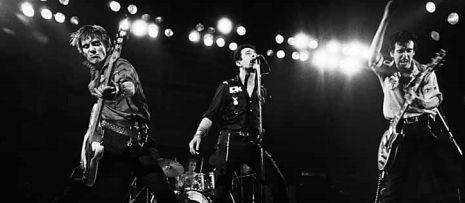 The Clash fotografado por Bob Gruen / Reprodução/Metro