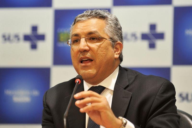 Pesquisa apresentada pelo ministro da Saúde, Alexandre Padilha,  coletou informações em 26 capitais brasileiras e no Distrito Federal / Elza Fiúza / Agência Brasil