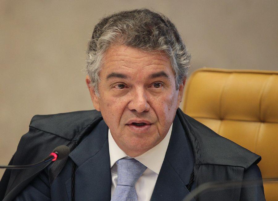 Ministro Marco Aurélio Mello é o relator do processo de discriminalização do aborto de anencéfalos / Nelson Jr. / SCO /  STF