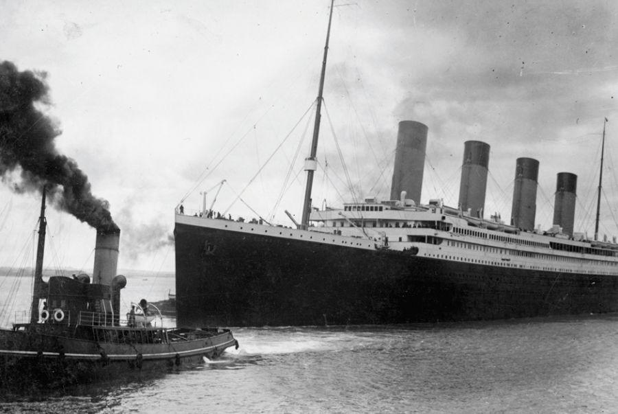 O considerado inafundável Titanic zarpou de Southampton, na Inglaterra, em 10 de abril de 1912, para aquela que seria uma das maiores tragédias da navegação
