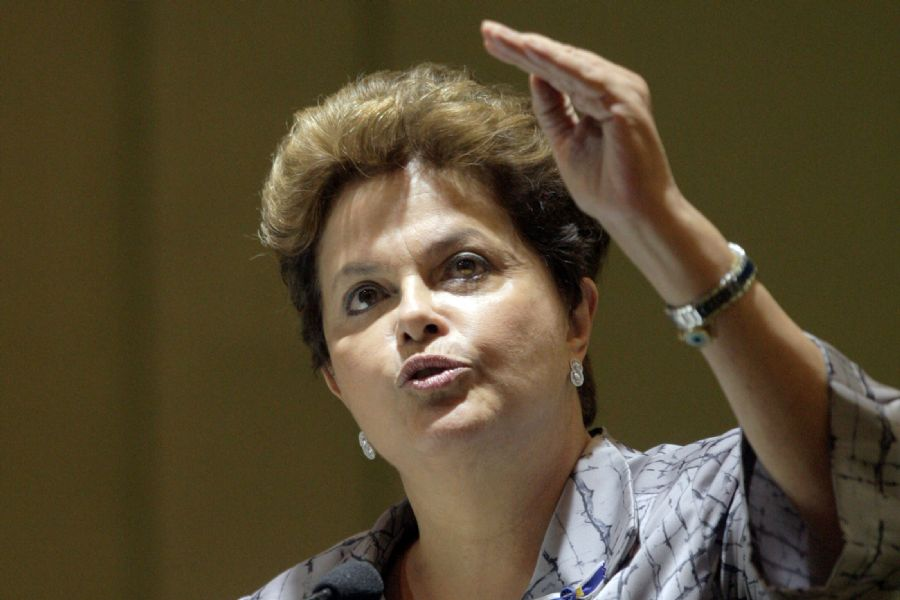 Dilma quer sólido apoio para fazer mudanças na poupança / Andre Dusek/Agência Estado/AE