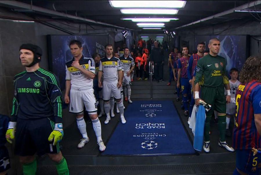 Barça x Chelsea