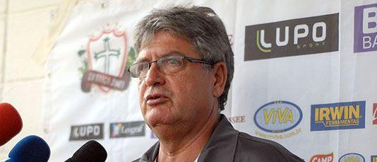 Mesmo empolgado com as duas vitórias consecutivas, Geninho pede cautela ao time diante do Bahia  / Divulgação/Site oficial da Portuguesa