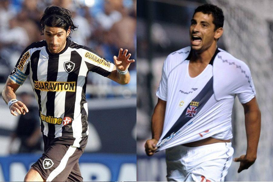 Botafogo e Vasco fazem a decisão da Taça Rio hoje às 16 horas
