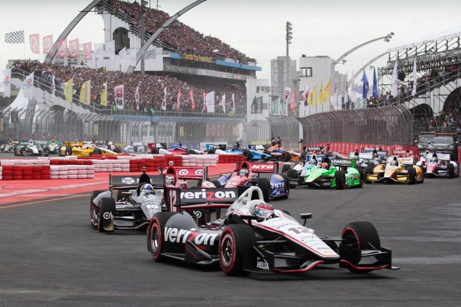 Will Power lidera em São Paulo: três vitórias em três corridas / Guilherme Lara Campos/Fotoarena