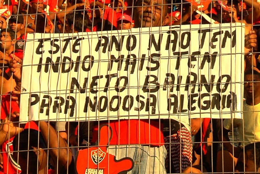 Vitória 0 x 0 Bahia