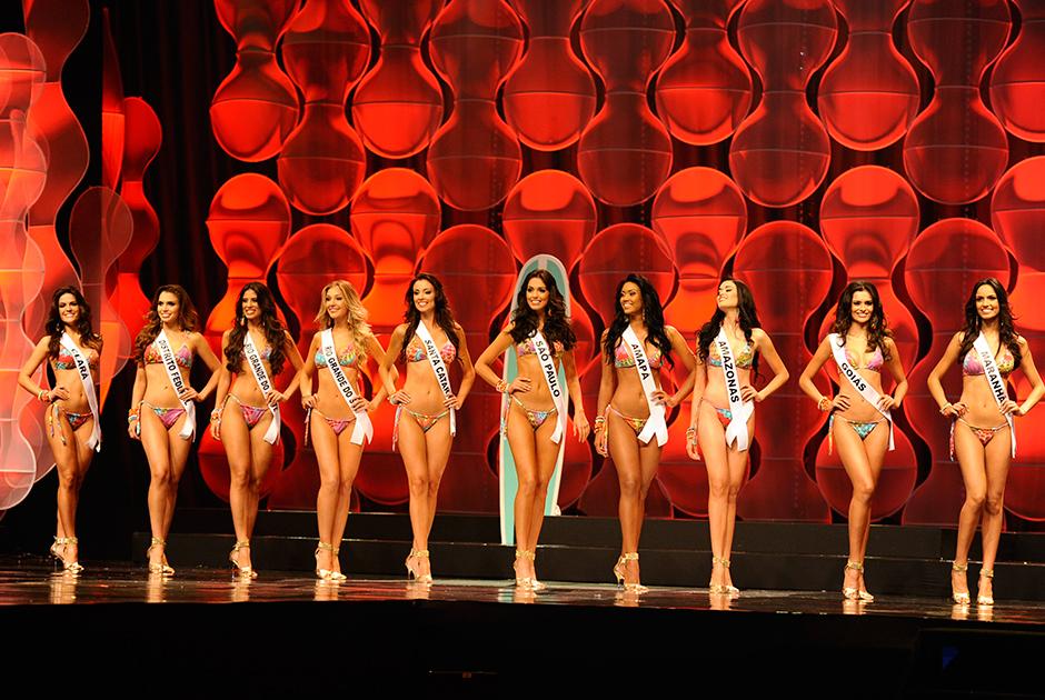 Jurados do Miss Brasil 2014 escolhem apenas dez candidatas