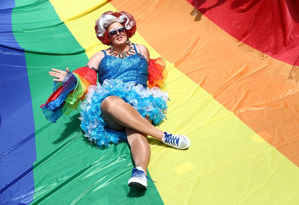 Parada LGBT em Londres celebra a diversidade