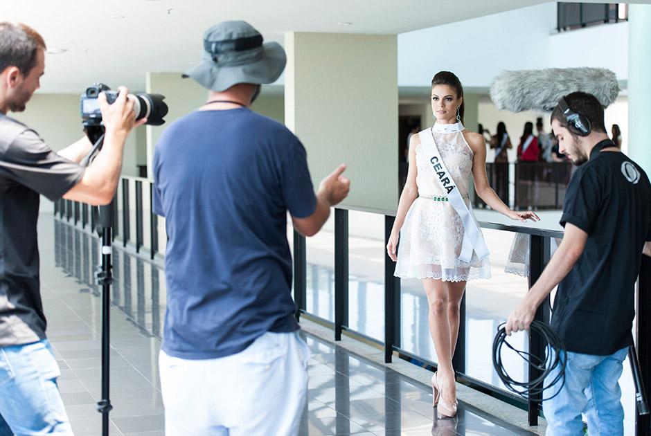 Candidata do Ceará é a nova Miss Brasil