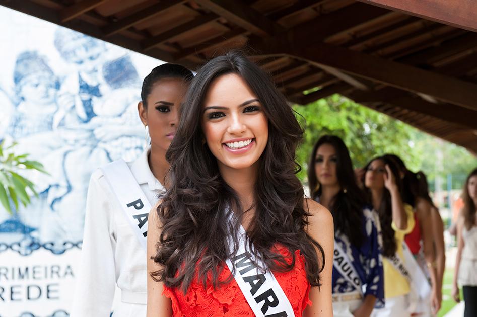 Miss Maranh�o, Larissa Pires
