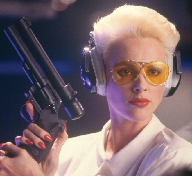 Brigitte Nielsen dá vida à personagem Karla