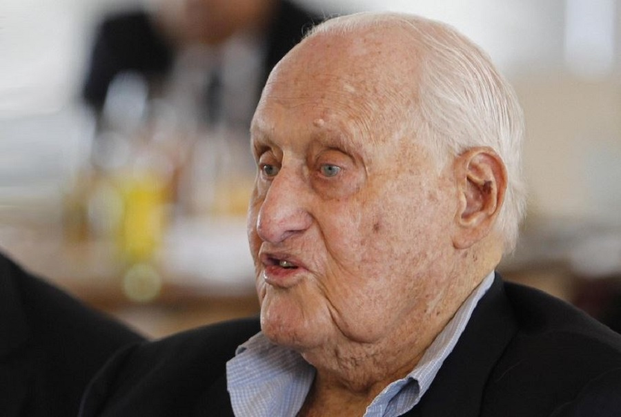Morre João Havelange, ex-presidente da Fifa