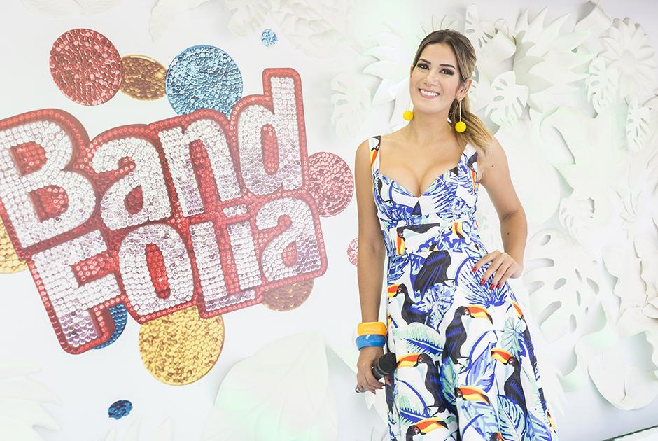 Juliana Guimarães brilhou no Campo Grande