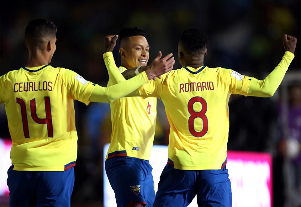 Veja as emoções da rodada decisiva das Eliminatórias da América do Sul