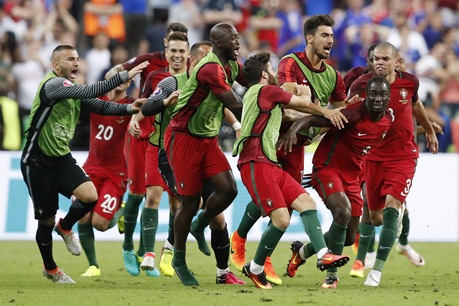Portugal conquista a Eurocopa 2016