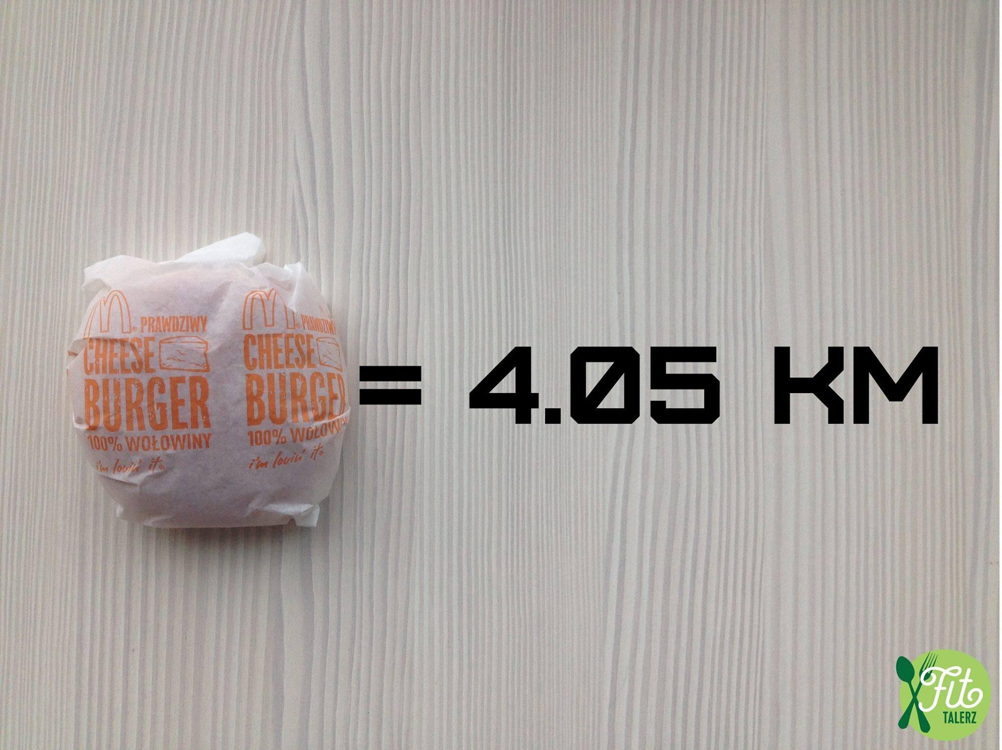 Quantos KMs é preciso correr para queimar esses alimentos?