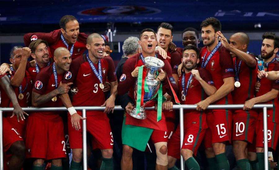 Portal da Band elege a seleção da Euro 2016