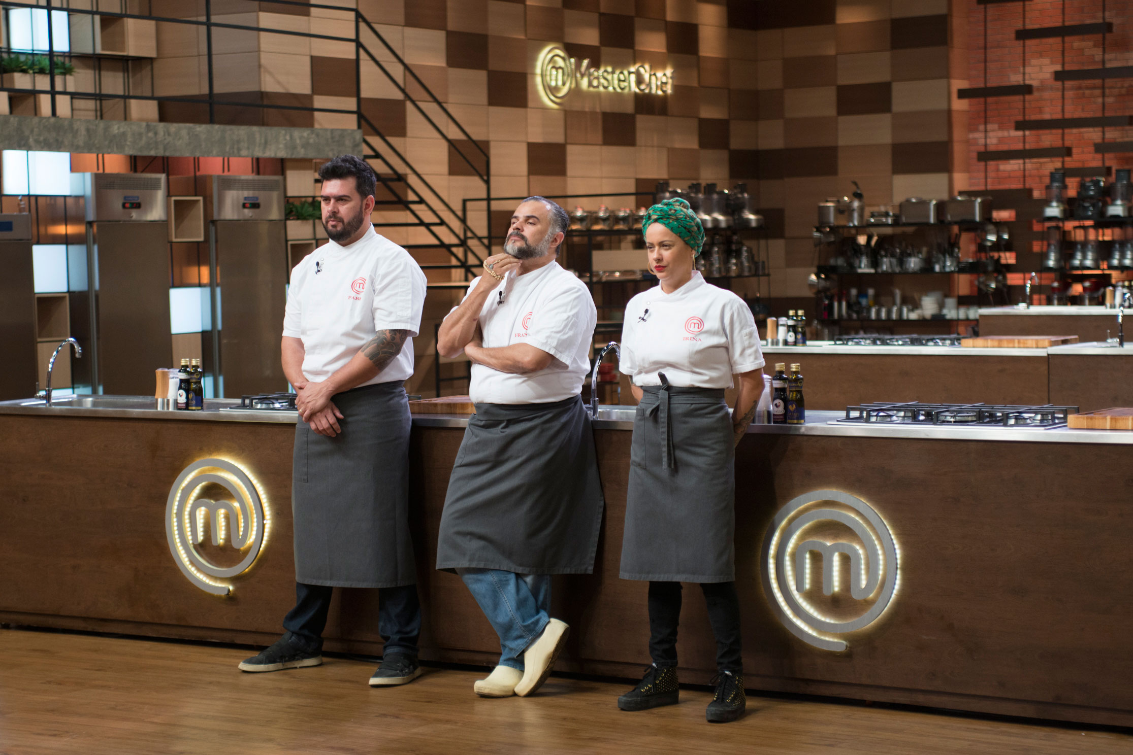Turduken desafia os participantes e define a final do MasterChef