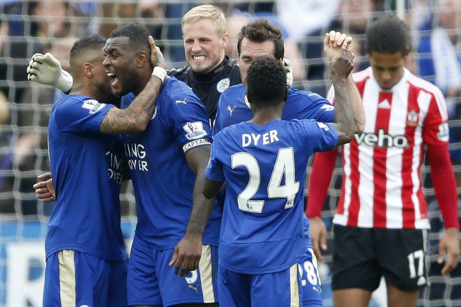 Curiosidades da temporada histórica do Leicester