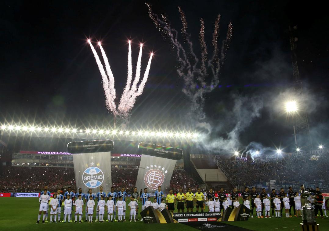 Grêmio é tricampeão da Libertadores