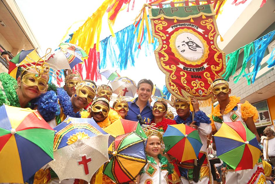 Veja como foi o Carnaval de Pernambuco