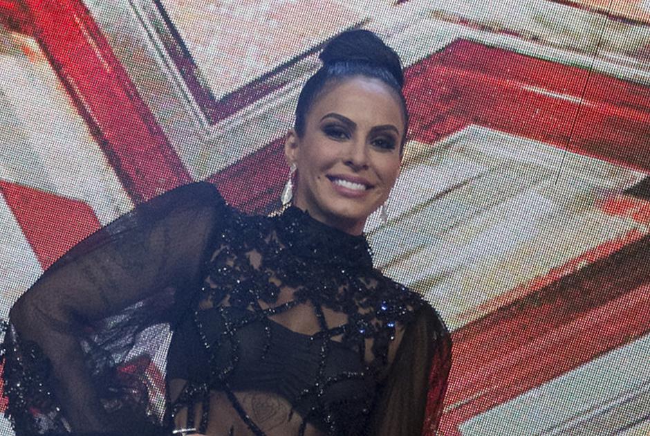 Alinne Rosa é jurada no programa