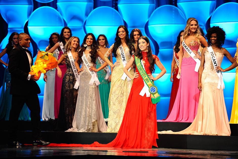 Título de Miss Simpatia ficou por conta da Miss Rondônia, Sinaira Machado