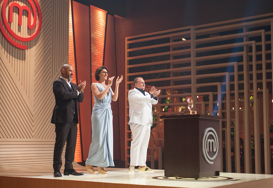 Rafael Gomes vence o MasterChef Profissionais 2018