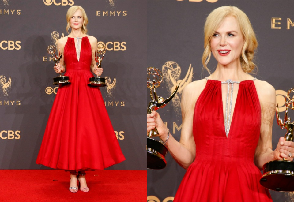 Os 20 looks mais poderosos do Emmy 2017