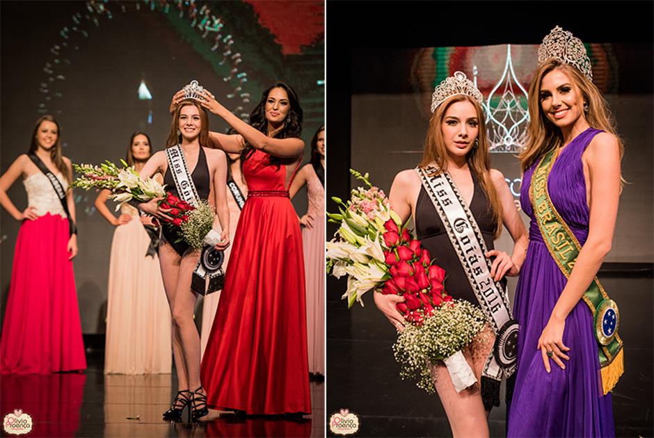 Confira os melhores momentos da coroação da Miss Goiás BE Emotion 2016