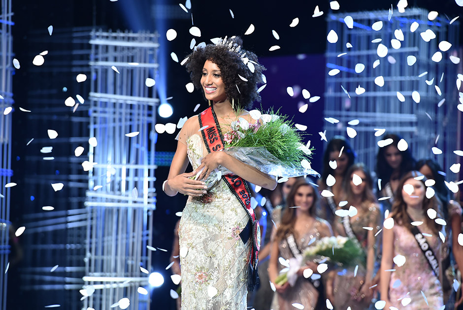 Conheça Sabrina de Paiva, Miss São Paulo BE Emotion 2016