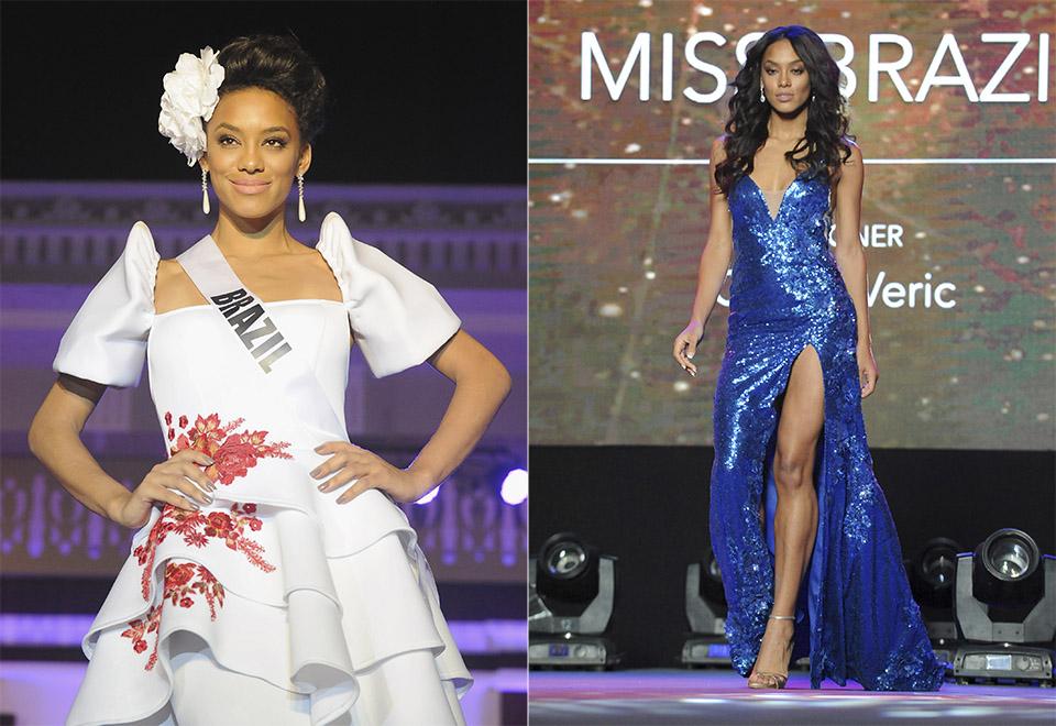 Raissa Santana lutou até o fim pela coroa; reveja sua passagem pelo Miss Universo