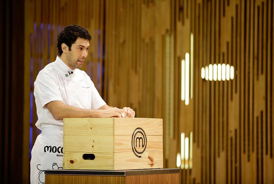 Renomado Chef Rodrigo Oliveira participa do MasterChef