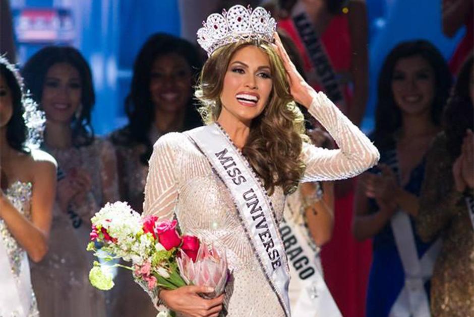 María Gabriela Isler, da Venezuela, ganhou em 2013.