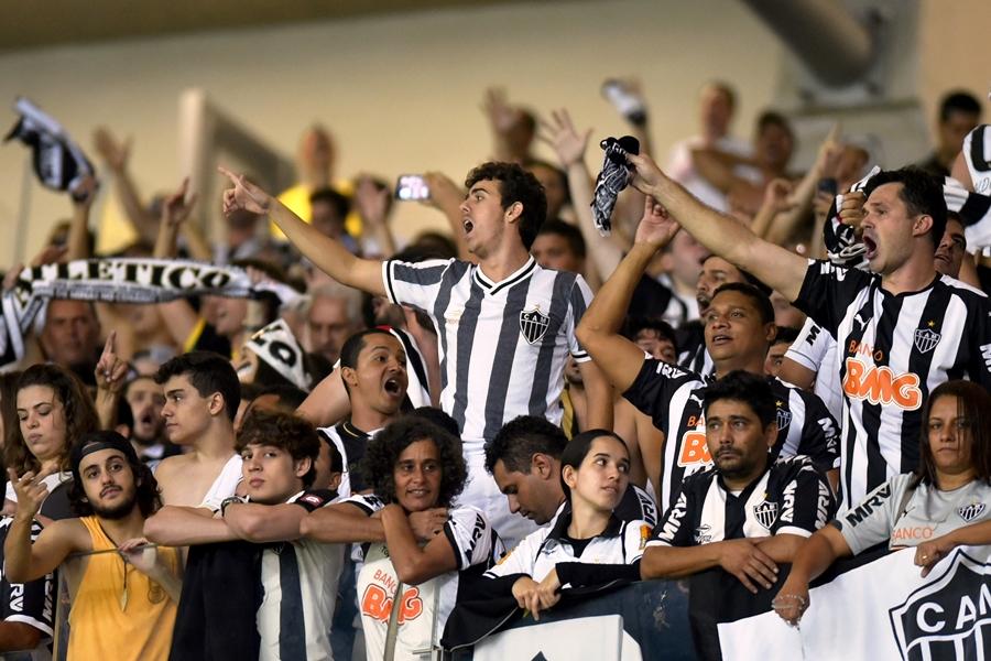 As imagens da decisão entre Cruzeiro e Atlético