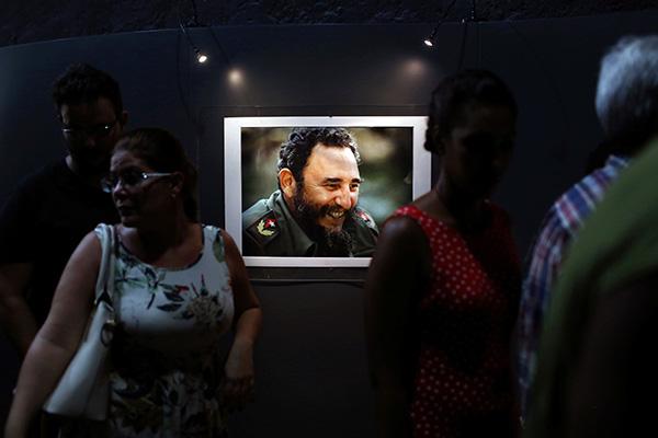Cuba comemora o 90° aniversário de Fidel Castro