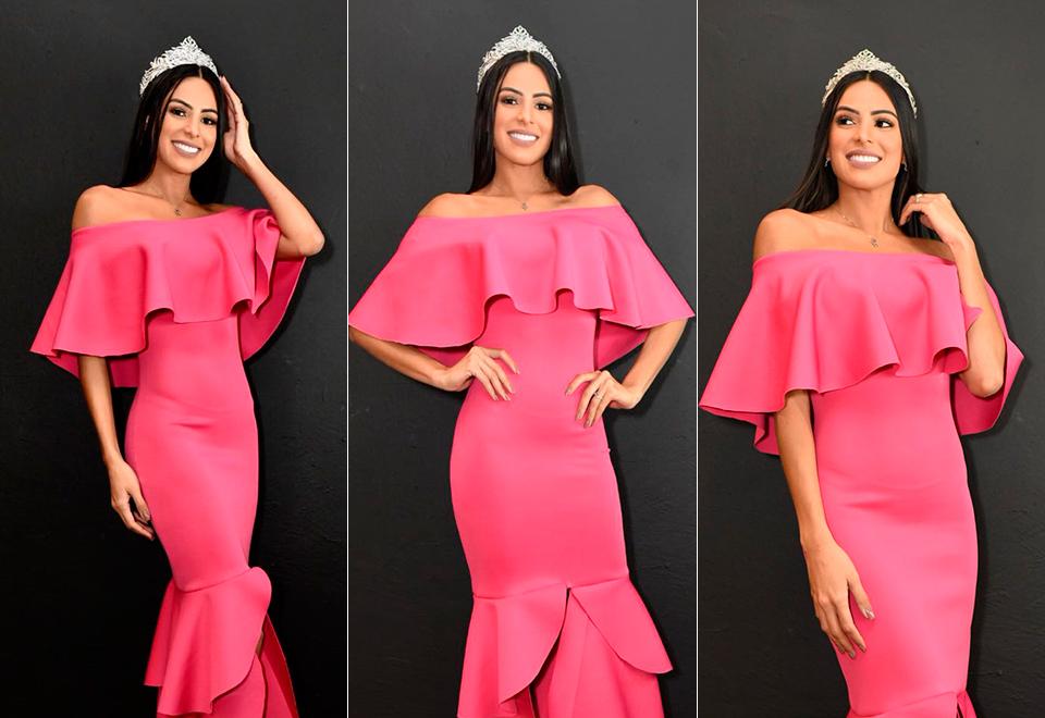 Miss Brasil 2018 faz primeiro ensaio após coroação; veja