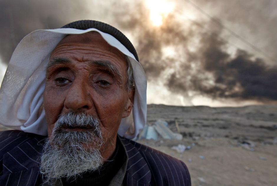O drama de quem vive uma guerra sem fim no Iraque